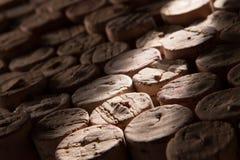 Wein-Korken stockbilder