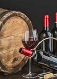 Wein-noch Leben lizenzfreies stockfoto