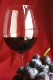 Wein-noch Leben lizenzfreies stockbild