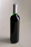 Wein Rotwein in der Flasche Lizenzfreies Stockbild