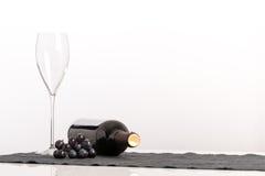 Weinbau und Weinkonzept Lizenzfreie Stockfotografie