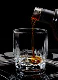 Weinbrand Lizenzfreies Stockfoto