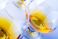 Weinbrand lizenzfreie stockfotos