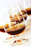 Weinbrand stockbilder