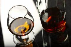 Weinbrand Lizenzfreie Stockfotografie