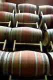 Weinfässer lizenzfreie stockfotos