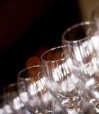 Weingläser Lizenzfreies Stockbild