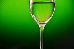 Weinglas Stockfotos