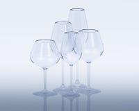Weinglas lizenzfreie abbildung