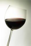 Weinglas mit Wein Lizenzfreies Stockfoto