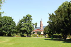 Weinheim дворца Стоковая Фотография