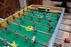 Weinig antiquiteit van het voetbalspel in Mexico stock afbeeldingen