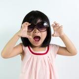 Weinig Aziatisch kind Royalty-vrije Stock Afbeelding