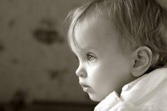 Weinig baby royalty-vrije stock afbeeldingen