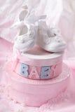 Weinig babybuiten Royalty-vrije Stock Afbeelding