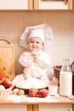 Weinig bakker Royalty-vrije Stock Foto's