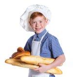 Weinig bakker Stock Foto's