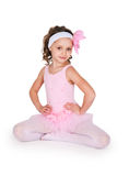 Weinig Ballerina Stock Foto
