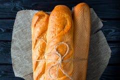 Weinig broden van brood Royalty-vrije Stock Foto's