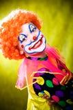 Weinig clown royalty-vrije stock fotografie