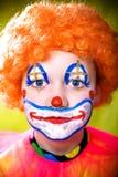 Weinig clown stock foto's