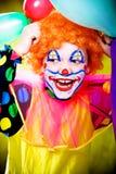 Weinig clown royalty-vrije stock foto's