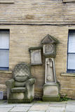 Weinig Duitsland, Bradford, Yorkshire Royalty-vrije Stock Foto's