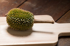 weinig durian Stock Foto's