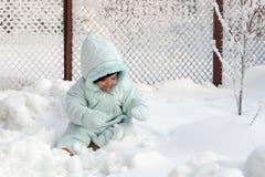 Weinig Eskimo stock afbeelding