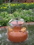 Weinig fontein stock afbeelding