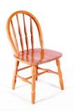 Weinig Glanzende stoel stock fotografie