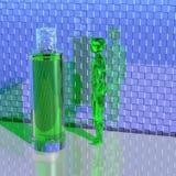 Weinig groene vreemdeling Royalty-vrije Stock Afbeeldingen