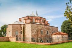 Weinig Hagia Sophia Royalty-vrije Stock Afbeeldingen