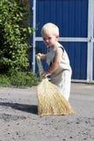Weinig helper Stock Foto's