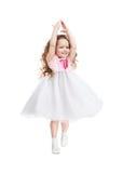 Weinig het Dansen van de Ballerina Royalty-vrije Stock Fotografie