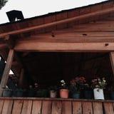 Weinig huis Stock Foto's