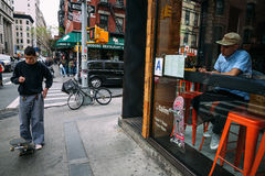 Weinig Italië, Manhattan, New York, Verenigde Staten royalty-vrije stock afbeelding
