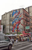 Weinig Italië, Manhattan, New York, Verenigde Staten royalty-vrije stock fotografie