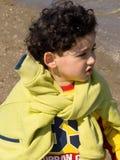 Weinig jongen Royalty-vrije Stock Foto