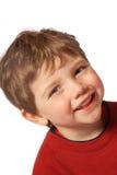 Weinig jongen royalty-vrije stock fotografie