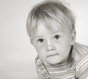 Weinig jongen II royalty-vrije stock foto's