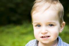 Weinig Jongen van de Baby Stock Foto's
