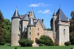 Weinig kasteel Stock Afbeeldingen