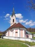 Weinig kerk Stock Fotografie