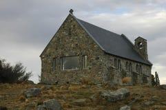 Weinig kerk Stock Foto's