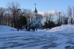 Weinig kerk Royalty-vrije Stock Foto's
