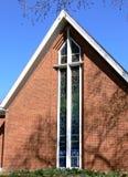 Weinig Kerk Stock Foto