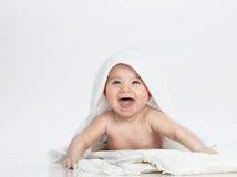 Weinig kindbaby Royalty-vrije Stock Foto's
