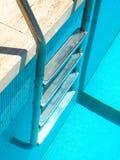 Weinig ladder Royalty-vrije Stock Afbeeldingen