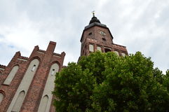Weinig Lutheran Kerk Royalty-vrije Stock Fotografie